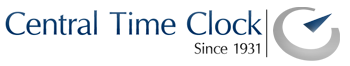 Central Time Clock Logo