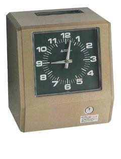 Amano 6800 Mechanical Time Clock