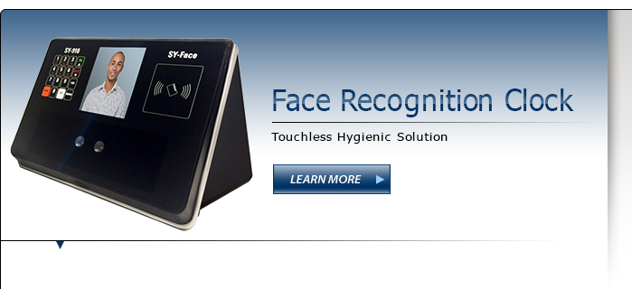 Face Recognition Clock