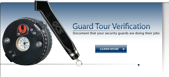 Detex ProxiPen Guard Tour Verification